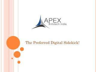 Apex infotech India - Web Design And Development Company