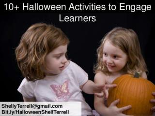 10  Halloween Activities to Engage Learners