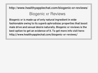 http://www.healthyapplechat.com/biogenic-xr-reviews/