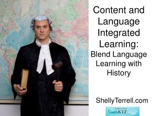 CLIL: Teaching History to Language Learners