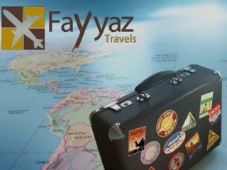 Travel Agency From Singapore | Fayyaz Travels