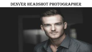 Denver Headshot Photographer