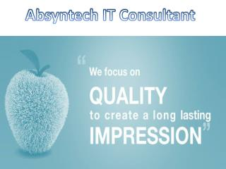 IT Consultant in Jaipur