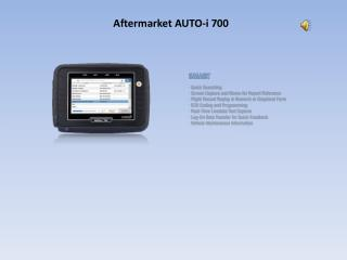 Diagnostic scan tool