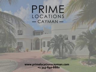 Looking for Cayman Islands real estate for sale? Here it is.