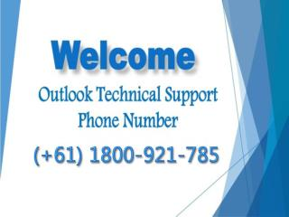 Outlook Technical Support Number | http://www.customer-helpnumber.com/outlook-support.html