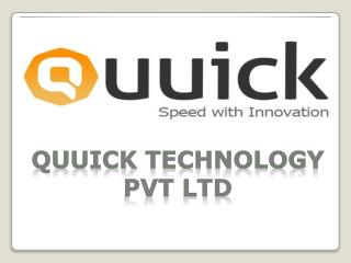 Web Designing Company In Hyderabad, Website Designing, Quuick