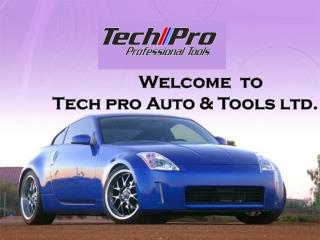 Get Professional Mechanic Tools