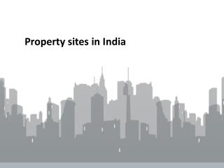 real estate websites in india