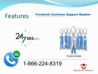 Dial Facebook Customer Support number for receiving the most instant technical help.