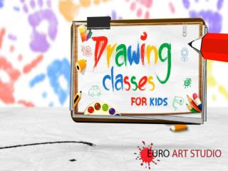 Drawing Classes for Kids