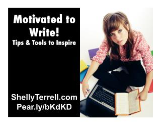 Motivated to Write GAETC