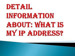 Best IP Address Lookup Tool