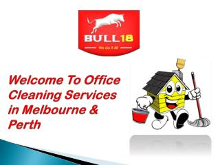 Bull18cleaners Melbourne