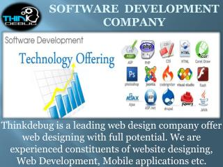 Thinkdebug provides the best cost effective Web Design and Development Services in Zimbabwe.