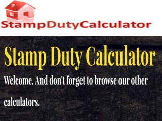 Business stamp duty calculator nsw
