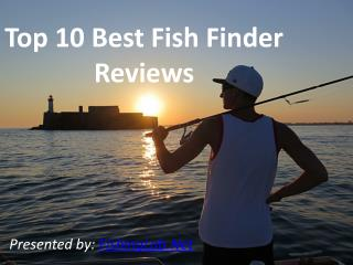 Best Fish Finder - Guide & Reviews