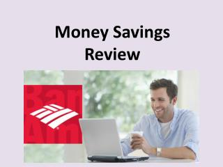 Money Savings Review