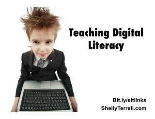 Teaching Digital Literacy