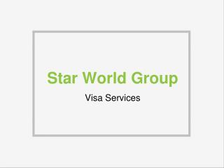 Tourist Visa Consultants & Agents Ludhiana Punjab