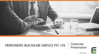 FrontEnders Healthcare Services - Corporate Presentation