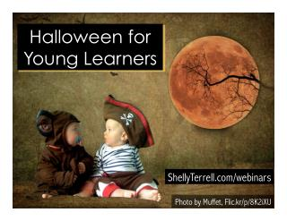 Halloween Activities, Web Tools & Apps For Kids
