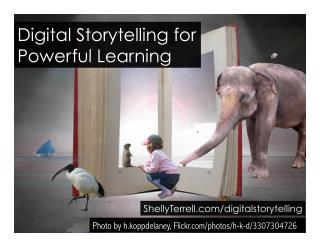 Digital Storytelling Tips, Apps, & Resources