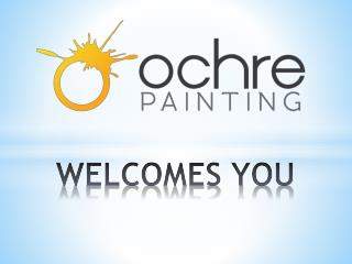 Hire Skilled House painters  in Brisbane - Ochre Painting
