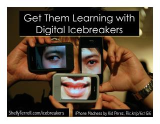 Get Them Learning with Digital Icebreakers