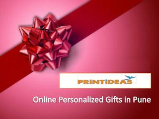 Online Personalized Gifts in Pune-PrintIdeas