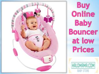 Buy Online Baby Bouncer at low Prices from Halomama.com