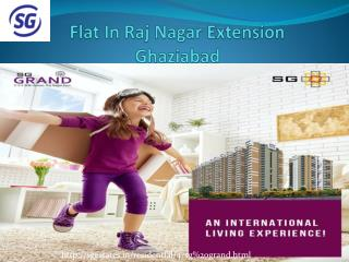 Flat In Raj Nagar Extension Ghaziabad