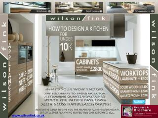 Kitchen Showroom London | Wilson Fink