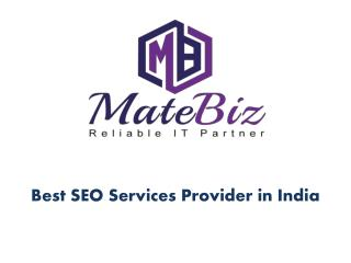 What Amount To Spend For SEO Services