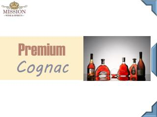 Premium Cognac - Mission Wine And Spirits