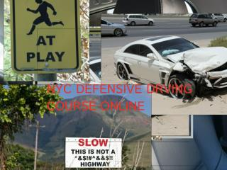 NYC DEFENSIVE DRIVING COURSE ONLINE