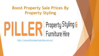 Boost Property Sale Prices By Property Styling
