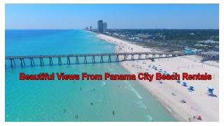 Superb Panama City Beach Rentals