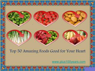 How to Choose Foods Good for Your Heart
