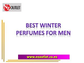 Men's Winter Cologne | Best Winter Perfumes for Men
