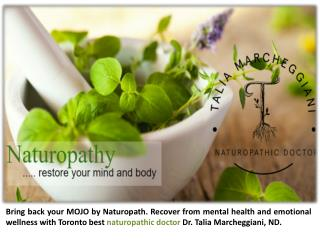 Best Naturopathic Clinic in Toronto | Naturopathic Clinic in Toronto