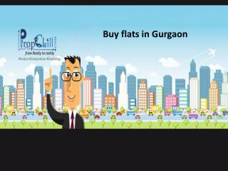 Buy flats in Gurgaon