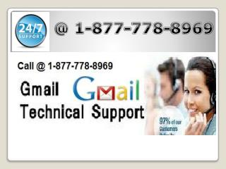 For Gmail Password 1.877*778/8969 Recovery call when Have Issue