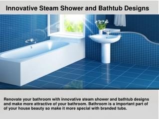 Get Knowledge About Safety Features Of Walk- In Tub's