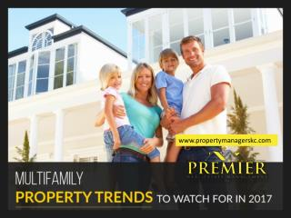 Multi-family Property Management - Premier Real Estate Management, Inc.
