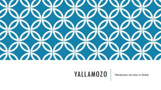 Excellent Services Offers By YallaMozo