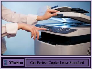 Get Perfect Copier Lease Stamford