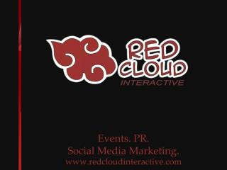 Red Cloud Interactive Catalog
