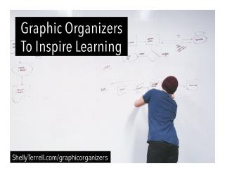 Graphic Organizers to Inspire Learning