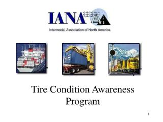 Tire Condition Awareness Program